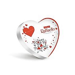 Ferrero Rocher - Rafaello large heart box