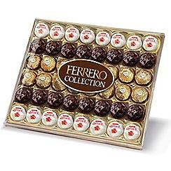 Ferrero Rocher - Collection 48 piece chocolate box - 518g