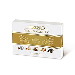 Chocolate gifts debenhams ferrero rocher golden gallery 22 piece chocolate box 206g negle Gallery