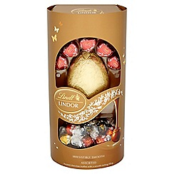 Lindt easter eggs gifts debenhams lindt lindor assorted chocolate truffles and easter egg 355g negle Gallery