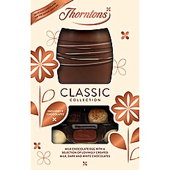 Thorntons - Classic collection gift egg