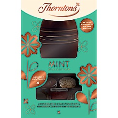 Thorntons - Classic mint collection chocolate egg