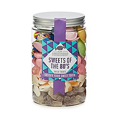 Sweet Shop - Sweets of the 80's jar of sweets - 685g