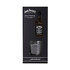 Jack Daniels - Tennessee whiskey and tumbler set