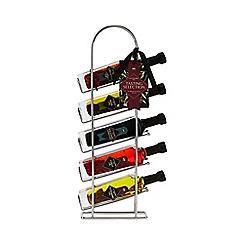 Debenhams - Tasting selection oil rack