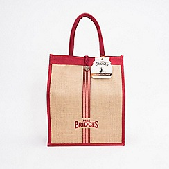 Mrs Bridges - Best of bridges hamper with jute bag