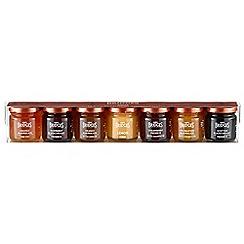 Mrs Bridges - 7 pack 7 days of preserve jam bottles