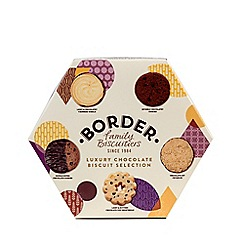 Border Biscuits - 'Luxury' chocolate biscuit selection - 500g