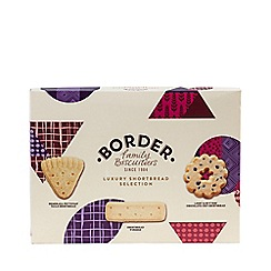 Border Biscuits - 'Luxury' shortbread selection - 500g