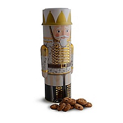 Debenhams - Large Nutcracker Choco Chip Biscuit Tin - 400g