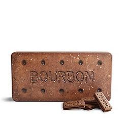 Debenhams - Bourbon Shaped Biscuit Tin