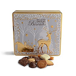 Debenhams - Belgian Biscuit Selection Tin
