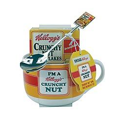 Kellogg's - Crunchy nut bowl mug