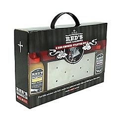 Reds BBQ - Smoker Starter Set