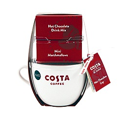 Costa - Hot Chocolate Cup