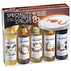 Costa - Limited edition speciality coffee syrups gift pack