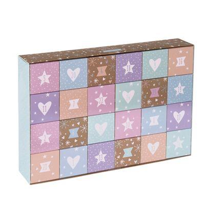 debenhams hot chocolate advent calendar debenhams. Black Bedroom Furniture Sets. Home Design Ideas
