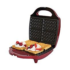 Debenhams - Waffle Maker