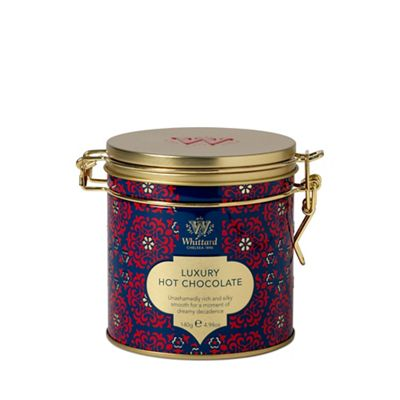 Whittard Of Chelsea   'luxury' Hot Chocolate Caddy   140g by Whittard Of Chelsea