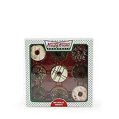 Krispy Kreme - Mini Chocolate Doughnuts Selection