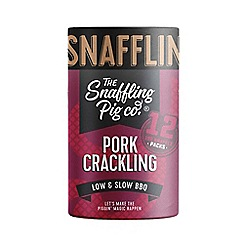 Snaffling Pig - Pack of 12 pork cracklings