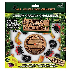 Debenhams - Creepy Crawly Gummy Sweets Challenge