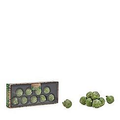 Debenhams - Chocolate Brussel Sprouts