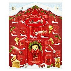 Lindt - Bear advent calendar milk chocolate - 250g