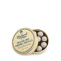 Charbonnel et Walker - Milk Sea Salt Caramel Truffles