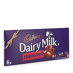 Cadburys - Dairy Milk Fruit & Nut 1KG