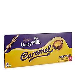Cadbury - 5 Pack Dairy Milk Caramel Chocolate Bars