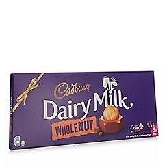 Cadburys - Dairy Milk Wholenut 1KG