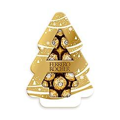 Ferrero Rocher - Rocher Christmas tree chocolate box - 150g