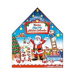 Kinder - 'Mini Mix' advent calendar chocolates- 351g