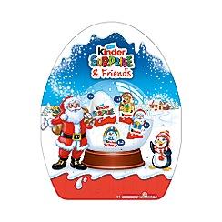 Kinder - 'Snowglobe' advent calendar chocolates - 431g