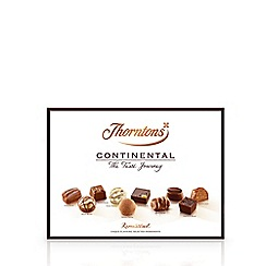 Thorntons - 'Continental' chocolate box - 284g