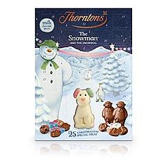 Thorntons - The Snowman and The Snowdog Advent Calendar 180g
