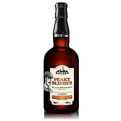 Peaky Blinder - Black Spiced Rum 700ml