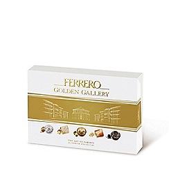 Ferrero Rocher - Golden gallery 22 piece chocolate box - 206g