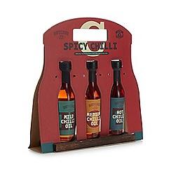 Brewery & Butcher Co - Spicy Chilli Oil Trio Gift Set