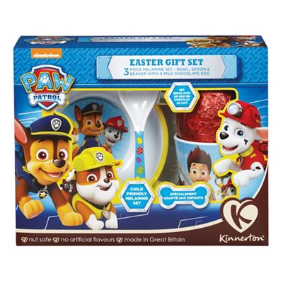 Paw patrol easter gift set debenhams negle Image collections
