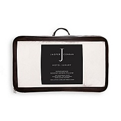 J by Jasper Conran - White 'Hotel' Hungarian goose down pillow