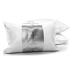 J by Jasper Conran - 'Feels Like Down' microfibre pillow pair