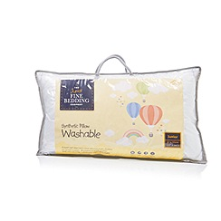 Fine Bedding Company - Washable polyester junior pillow
