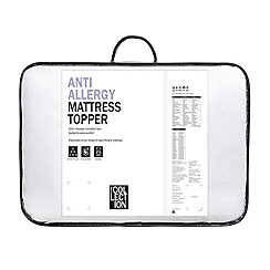 Home Collection - Anti allergy mattress topper