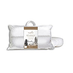 Snuggledown - Orthopaedic cluster contour pillow