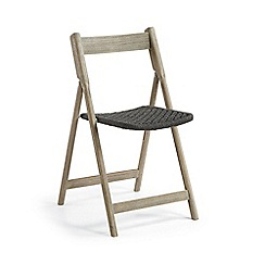 Debenhams - Set of 2 'La Forma' folding chairs