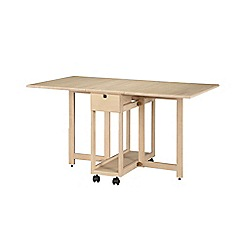 Debenhams - 'Oslo' stowaway table
