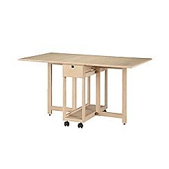 Debenhams - 'Oslo' stowaway table