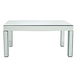 Debenhams - 'Mirrored' coffee table